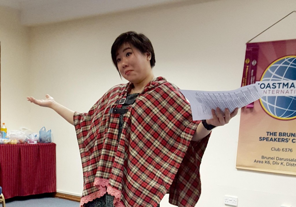 Ling Ling as our General Evaluator